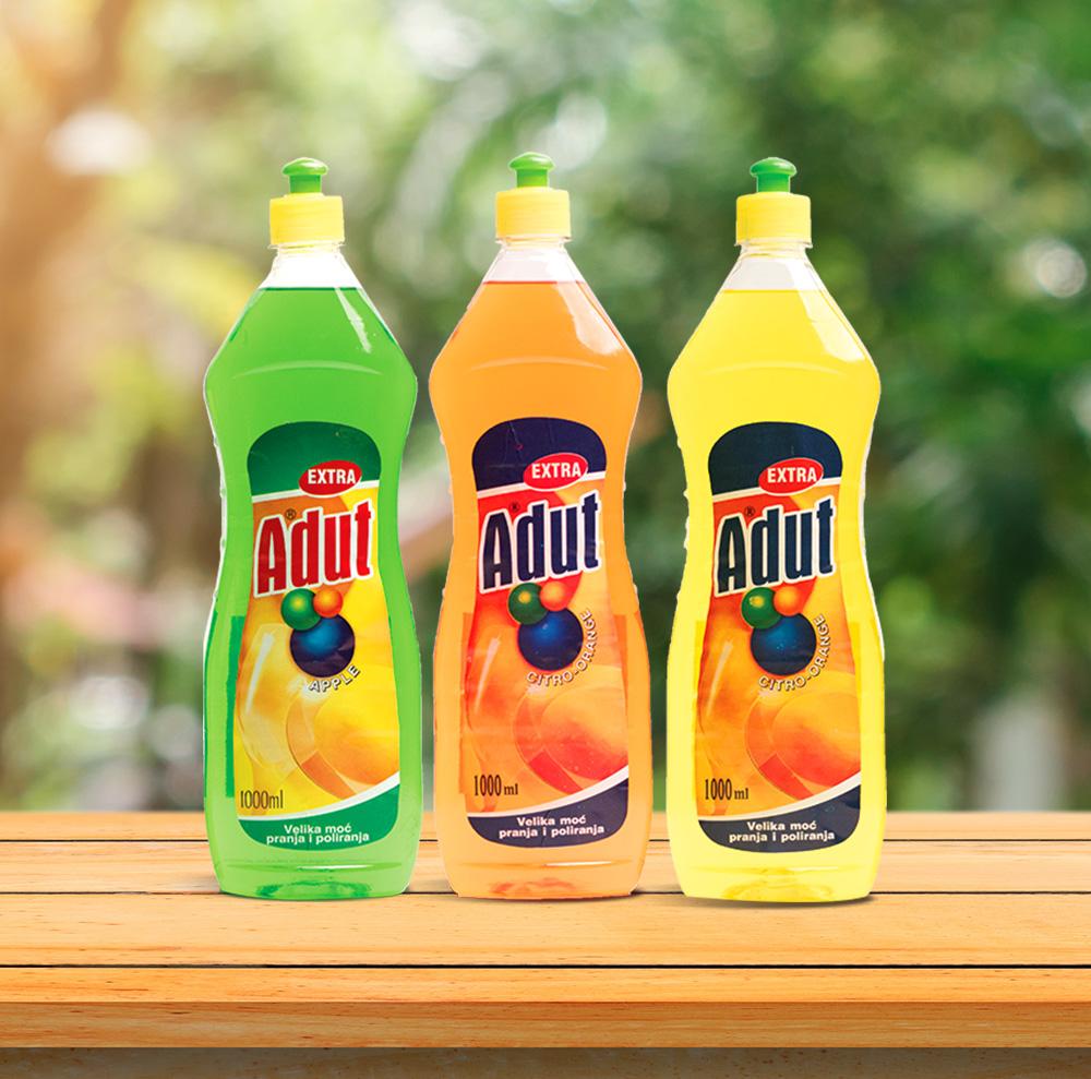 Adut - Tečnost za pranje posuđa 1000ml