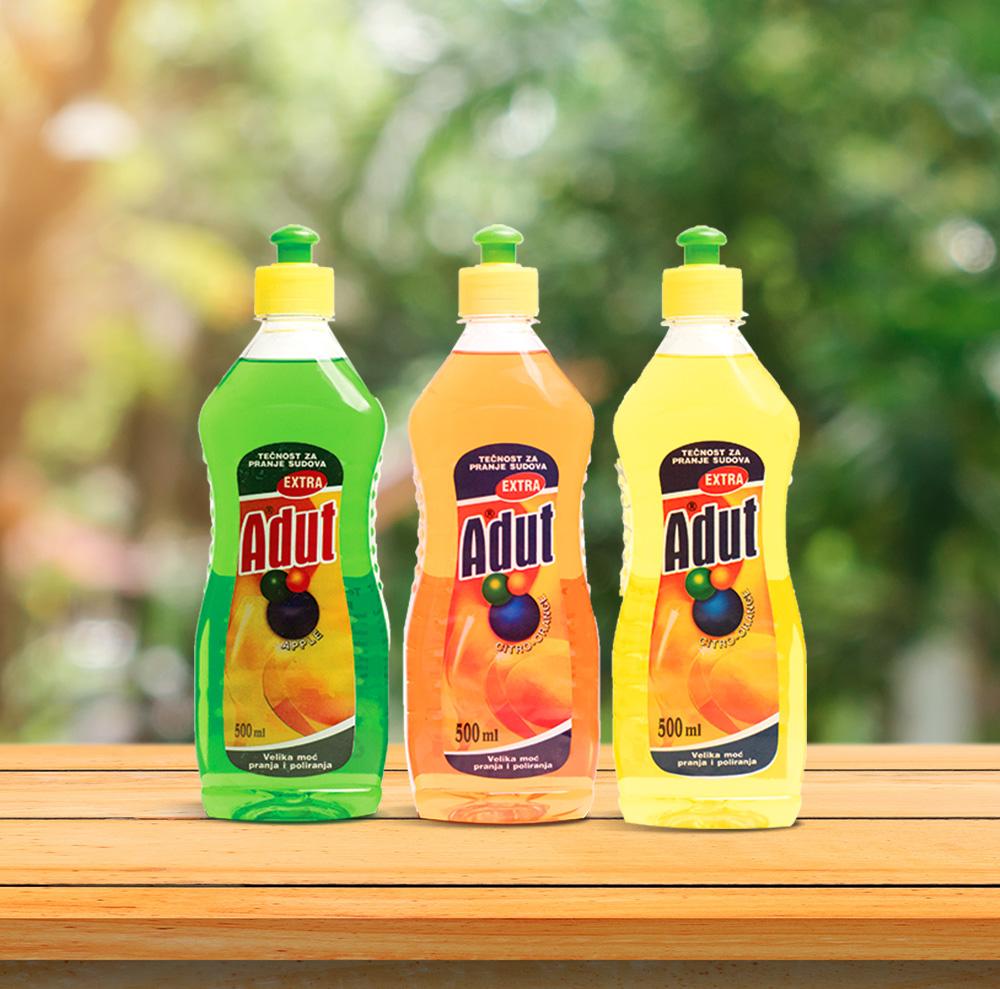 Adut - Tečnost za pranje posuđa 500ml